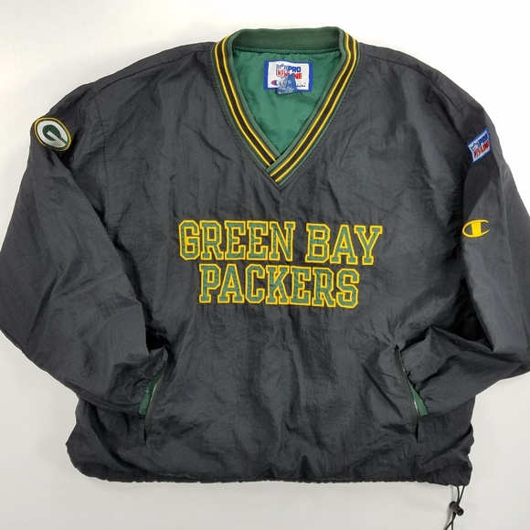 2c0c386e Vintage Pro LIne Champion Green Bay Packers Jacket